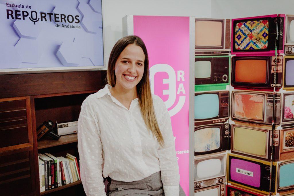 Ana Gomar, periodista
